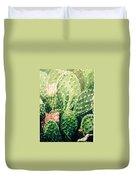 Cactus In Blossom  Duvet Cover