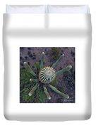 Cactus, Saguaro Long Armed Duvet Cover