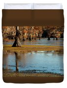 Caddo Lake 2016 Duvet Cover