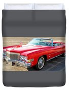 Caddy Duvet Cover