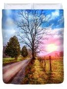 Cades Country Lane Duvet Cover