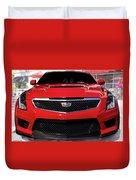 Cadillac Ats V-series Duvet Cover