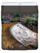 Caeau Weir Duvet Cover