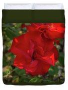 Caecilla's Rose Garden Duvet Cover