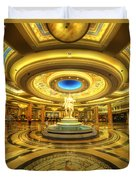 Caesar's Grand Lobby Duvet Cover