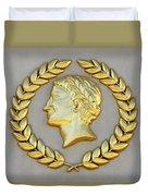 Caesar's Palace Duvet Cover