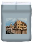 Cafe Hollander 2 Duvet Cover
