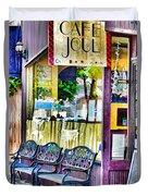Cafe Joul Duvet Cover