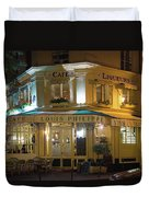 Cafe Louis Philippe Duvet Cover