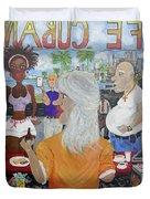 Cafeteria Duvet Cover
