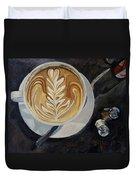 Caffe Vero Cappie Duvet Cover