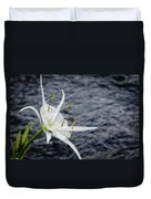 Cahaba Lily #1 Duvet Cover