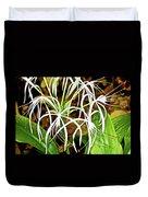 Cahaba Lily In Huntington Botanical Gardens In San Marino-california Duvet Cover
