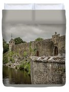 Cahir Castle 1384 Duvet Cover