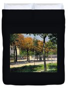 Caillebotte: Argenteuil Duvet Cover