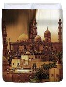 Cairo Egypt Art 03 Duvet Cover