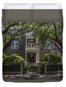 Calhoun Mansion Duvet Cover