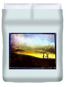 Cali Sunset Duvet Cover