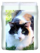 Calico 2 Duvet Cover