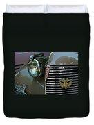 California Chevy Classic Duvet Cover