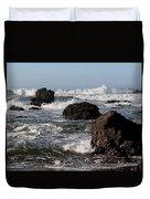 California Coast 18 Duvet Cover