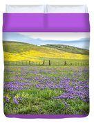 California Country Duvet Cover