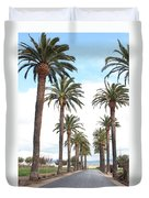 California Dreaming Duvet Cover