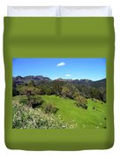 California Highlands Duvet Cover