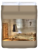 California Mission La Purisima Private Quarters Duvet Cover