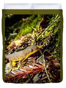 California Newt 3 Duvet Cover
