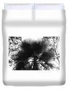 California Palm Tree Duvet Cover
