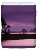 California, Sonoma Coast Duvet Cover