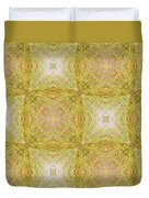 California Spring Oscillation Pattern Duvet Cover