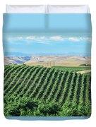 California Vineyards 2 Duvet Cover