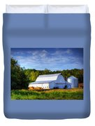 Callaway County Barn Duvet Cover