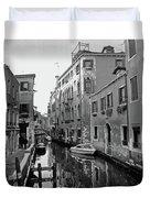 Calle A Venezia Duvet Cover