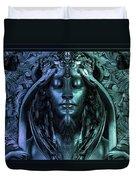 Calliope - The Superior Muse Duvet Cover