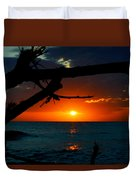 Calm Between The Storms Duvet Cover