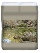 Calm Waters Scenery Duvet Cover
