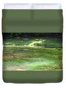 Calming Solitude Duvet Cover by Valeria Donaldson