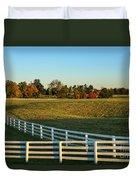 Calumet Fencing Duvet Cover
