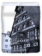 Calw A History Laden Town 01 Duvet Cover