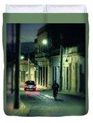 Camaguey Street Duvet Cover
