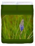Camas Flower Pod Duvet Cover