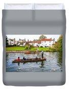 Cambridge 3 Duvet Cover
