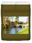 Cambridge 4 Duvet Cover