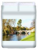 Cambridge 5 Duvet Cover