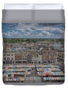 Cambridge Market Duvet Cover