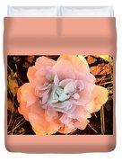Camellia Bloom Duvet Cover