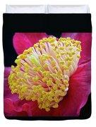 Camellia Centre Duvet Cover